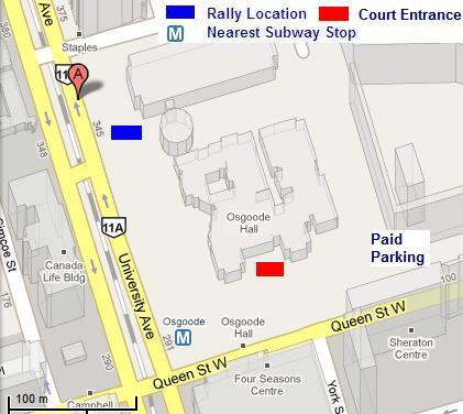 Rally Location