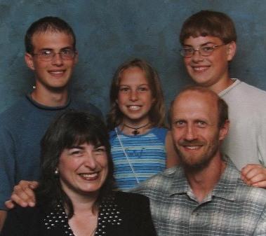 Montague Family 2003